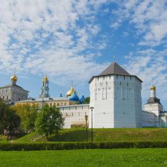 монастырь, лавра, храмы и соборы