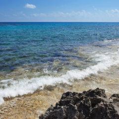 море волна берег