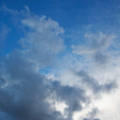 облачность в небе