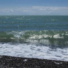море и волна